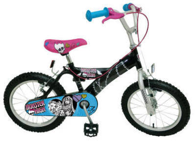 BICICLETA MONSTERS HIGH 16""
