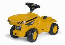 Mini Tractor Cat Dumper 1