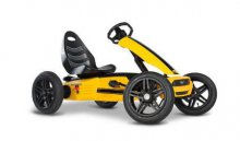KART A PEDALES BERG FORD MUSTANG GT