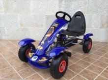 KART A PEDALES F618