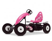KART A PEDALES BERG COMPACT SPORT PINK
