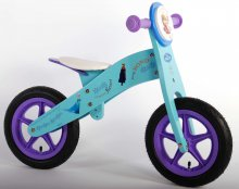 Bicicleta Infantil de Madera Frozen 12 Pulgadas