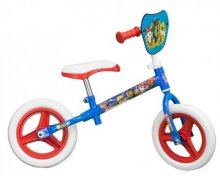 Bicicleta sin pedales Paw Patrol
